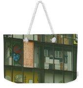 Living With Art Weekender Tote Bag