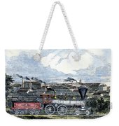 Locomotive Factory, C1855 Weekender Tote Bag