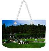 Longwood Gardens Fountain Garden Weekender Tote Bag