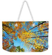Looking Up At All The Colors Weekender Tote Bag
