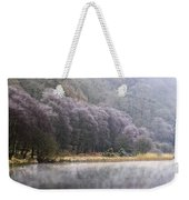 Lower Lake, Glendalough, County Weekender Tote Bag