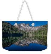 Lower Sardine Lake  Weekender Tote Bag