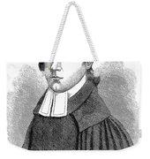 Lyman Beecher (1775-1863) Weekender Tote Bag