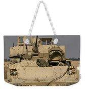 M2m3 Bradley Fighting Vehicle Weekender Tote Bag