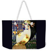 Ma Belle Salope Chinoise No.13 Weekender Tote Bag