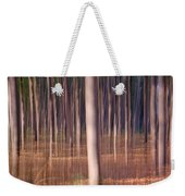 Magical Forest At Sunset Weekender Tote Bag