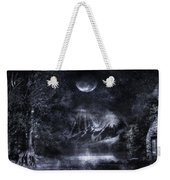 Magical Night Weekender Tote Bag