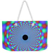 Magnetic Fields Weekender Tote Bag