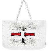 Magnetic Repulsion Weekender Tote Bag