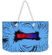 Magnetism Weekender Tote Bag