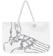 Major Ligaments Of The Foot Weekender Tote Bag