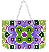 Mandala Of Abundance Weekender Tote Bag