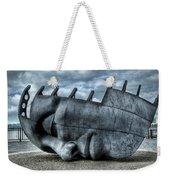 Maritime Memorial Cardiff Bay Weekender Tote Bag