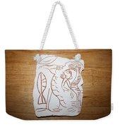 Market Seller 3 Weekender Tote Bag