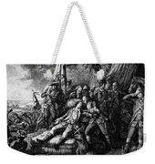 Marquis De Montcalm Weekender Tote Bag