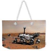 Mars Science Laboratory Weekender Tote Bag