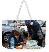 Marseilles Fishermen Weekender Tote Bag