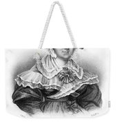 Mary Russell Mitford Weekender Tote Bag