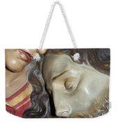 Mary Tears Weekender Tote Bag