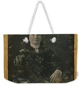 Mary Todd Lincoln, First Lady Weekender Tote Bag by Photo Researchers