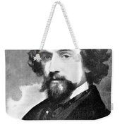 Mathew Brady, Father Of Photojournalism Weekender Tote Bag