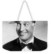 Maurice Chevalier Weekender Tote Bag