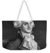 Maximilien Robespierre Weekender Tote Bag