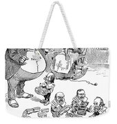 Mckinley Cartoon, 1900 Weekender Tote Bag