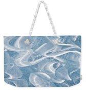 Metallic Background Weekender Tote Bag by Tom Gowanlock