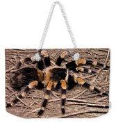 Mexican Red-legged Tarantula Weekender Tote Bag