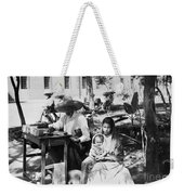 Mexico: Letter Writer Weekender Tote Bag
