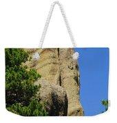Mica Rock In The Black Hills Weekender Tote Bag