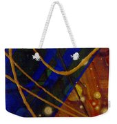 Mickey's Triptych - Cosmos I Weekender Tote Bag