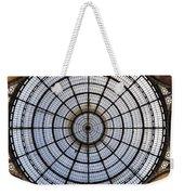 Milan Galleria Vittorio Emanuele II Weekender Tote Bag by Joana Kruse