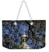 Minaret Through Oak Weekender Tote Bag