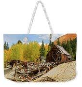 Mining Ruins Weekender Tote Bag