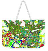 Mix And Mingle Weekender Tote Bag
