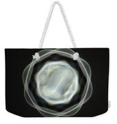1 Mm Vibrating Bubble Weekender Tote Bag