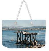 Monterey City Center Weekender Tote Bag