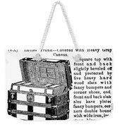 Montgomery Ward: Chest Weekender Tote Bag