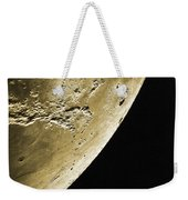 Moon, Apollo 16 Mission Weekender Tote Bag by Science Source