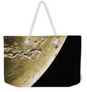 Moon, Apollo 16 Mission Weekender Tote Bag