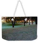 Morning Sun Weekender Tote Bag