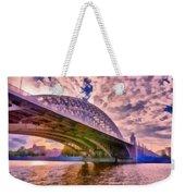 Moscow's Bridges Weekender Tote Bag