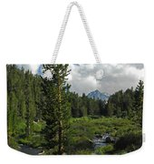 Mosquito Flats Weekender Tote Bag