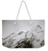 Mount Everest Weekender Tote Bag