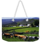 Mourne Mountains, Co Down, Ireland Weekender Tote Bag