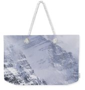 Mt. Chephren, Banff National Park Weekender Tote Bag