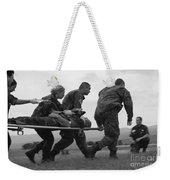 Multinational Medical Personnel Race Weekender Tote Bag