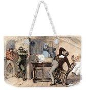Murder Of Smith, 1844 Weekender Tote Bag